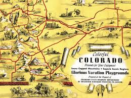 Map Of Colorado State by The Little Known Capitalist History Of The Highway Map Motherboard