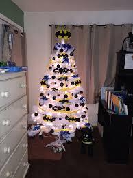 árbol de navidad de batman el caballero oscuro nunca brilló tanto