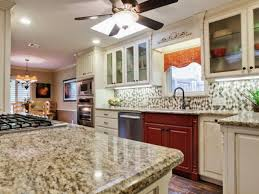 granite countertop how to refresh kitchen cabinets diamond plate