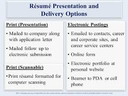 chapter 15 job search process and documents 2011 cengage learning