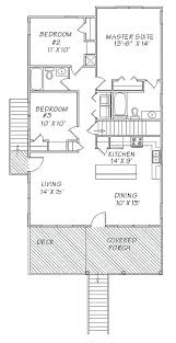 bungalow blueprints house plans on stylish plan for a narrow lot bungalow
