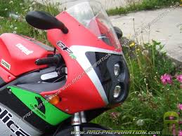 Nuancier Motip by Bulle Ermax Gpr For Derbi 50cc Replica From 2003 To 2004 Colors