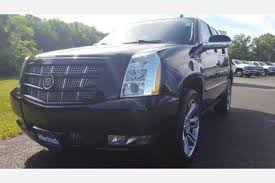 used cadillac suv for sale used cadillac escalade for sale in denton md edmunds