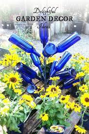 Backyard Decor Ideas 1448 Best Garden Art Junk Decor Images On Pinterest