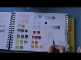 video 47 copic sketch colors youtube