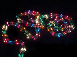christmas lights for sale 9 christmas light garland with 300 multi color mini lights green