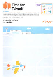 kumon step by step stickers trains planes and more 014624
