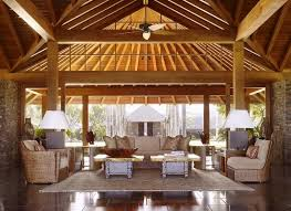 Balinese Dining Table Balinese Living Room Houzz