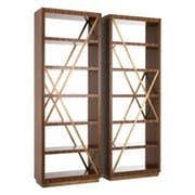 Metal And Wood Bookshelves by Maker U0027s Bookshelf Industrial Mid Century Modern Bookcases