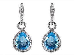 topaz earrings why should you buy topaz earrings styleskier