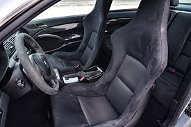 bmw m3 seats the one and only bmw e46 m3 csl