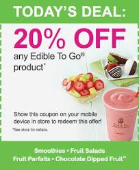 edible fruits coupons edible arrangements coupons bed bath and beyond insider edible