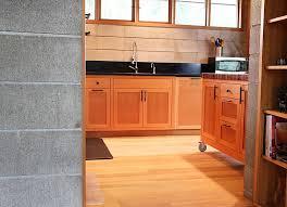 Flush Inset Kitchen Cabinets Salvaged Cvg Fir Kitchen Seattle
