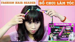 fashion hair beader đồ chơi làm lọn tóc đính cườm fashion hair beader