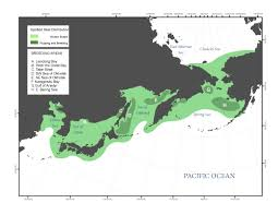 Dutch Harbor Alaska Map by National Marine Mammal Laboratory
