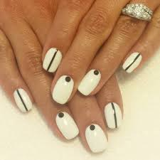 simple line nail art designs gallery nail art designs