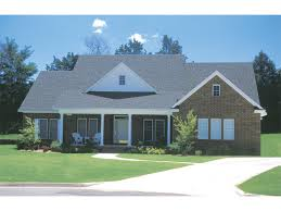 Ranch Floor Plans With Front Porch Fredonia Falls Ranch Home Plan 055d 0088 House Plans And More