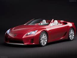 custom lexus lfa lexus lfa roadster concept car images exotic car wallpapers 08 of