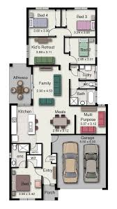 One Story House Plans With Pictures One Story House Plans With 4 Bedrooms Moncler Factory Outlets Com