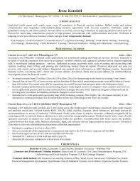 credit administration sample resume 13 ba sample resume examples