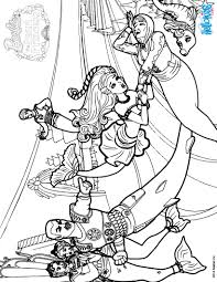 scylla has been poisoned coloring pages hellokids com