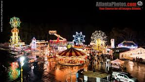 lake lanier islands resorts magical nights of lights carnival