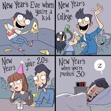 Happy New Year Meme 2014 - how i feel about new year s eve as i get older gif on imgur