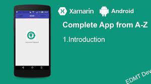 tutorial xamarin xamarin android tutorial advanced progtube free online