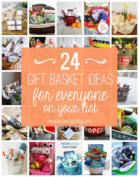create your own gift basket diy gift basket ideas for everyone on your list basket ideas