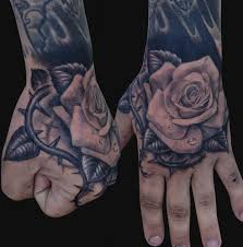 hand tattoo designs for guys tattoo by jamie lee parker tattoos pinterest jamie lee rose