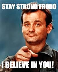 Strong Meme - meme maker stay strong frodo