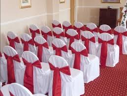 chair sashes for weddings polyester chair cover with sash linens miscellaneous rentals