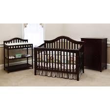 Brookline Convertible Crib Child Of Mine By S Jamestown 4 In 1 Crib 4 Drawer