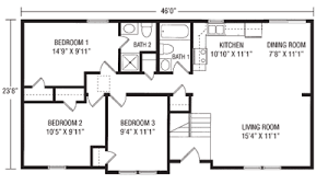 north mountain modular raised ranch floor plans the new britain