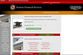 check your financial aid status student financial services portal