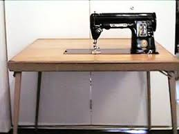 Singer Sewing Machine With Cabinet by 55 Best Singer Electric Cabinets Images On Pinterest Sewing