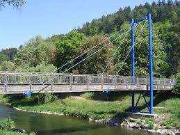 Polarion Bad Liebenzell Brücken über Die Nagold Teil 2
