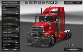kw truck dealer ats kenworth t 609 1 28 x american truck simulator mods ats