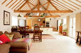 the converted barn as home