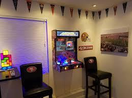 gameroom 49ers
