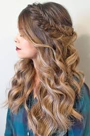 whats new in braided hair styles best 25 braids and curls ideas on pinterest hair for prom prom