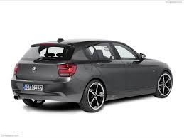 bmw series 1 saloon ac schnitzer bmw 1 series saloon model f20 2011 car image