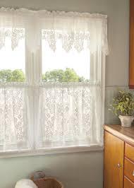 kitchen cafe curtains modern top modern tier curtain designs hupehome