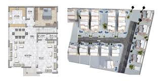 car service center floor plan house me w l l