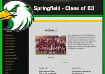 class reunions website class reunion website design templates choose your design
