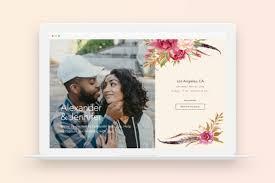 free wedding website top five wedding website builders updated for 2018