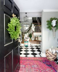 Entryway Inspiration Christmas Tour 2016 Entryway And Guest Room The Chronicles Of Home