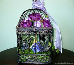 Decorative Bird Cages For Centerpieces by 27 Best Decorative Bird Cages For Home Decor Images On Pinterest