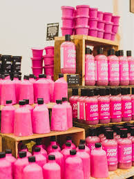 christmas collections lush brings back classic shower products for and