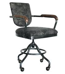 mid century modern swivel chair desk chairs vintage industrial office swivel chair for sale